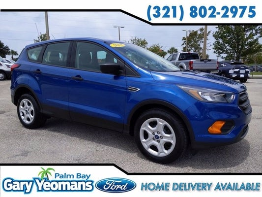 Palm Bay Ford >> 2019 Ford Escape S In Palm Bay Fl Palm Bay Ford Escape Palm Bay