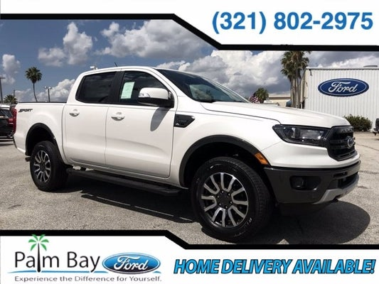 Palm Bay Ford >> 2019 Ford Ranger Lariat