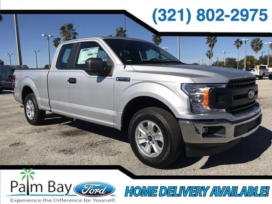 Palm Bay Ford >> 2019 Ford F 150 Xl