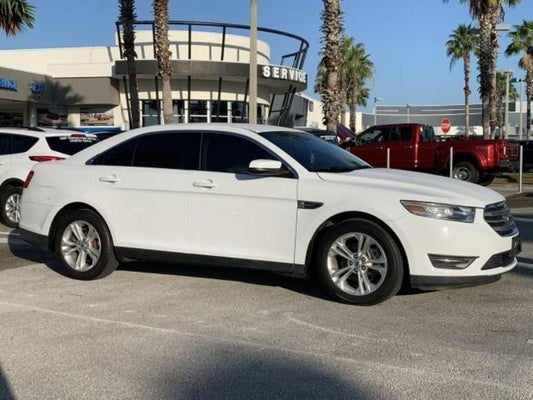 Palm Bay Ford >> 2014 Ford Taurus Sel