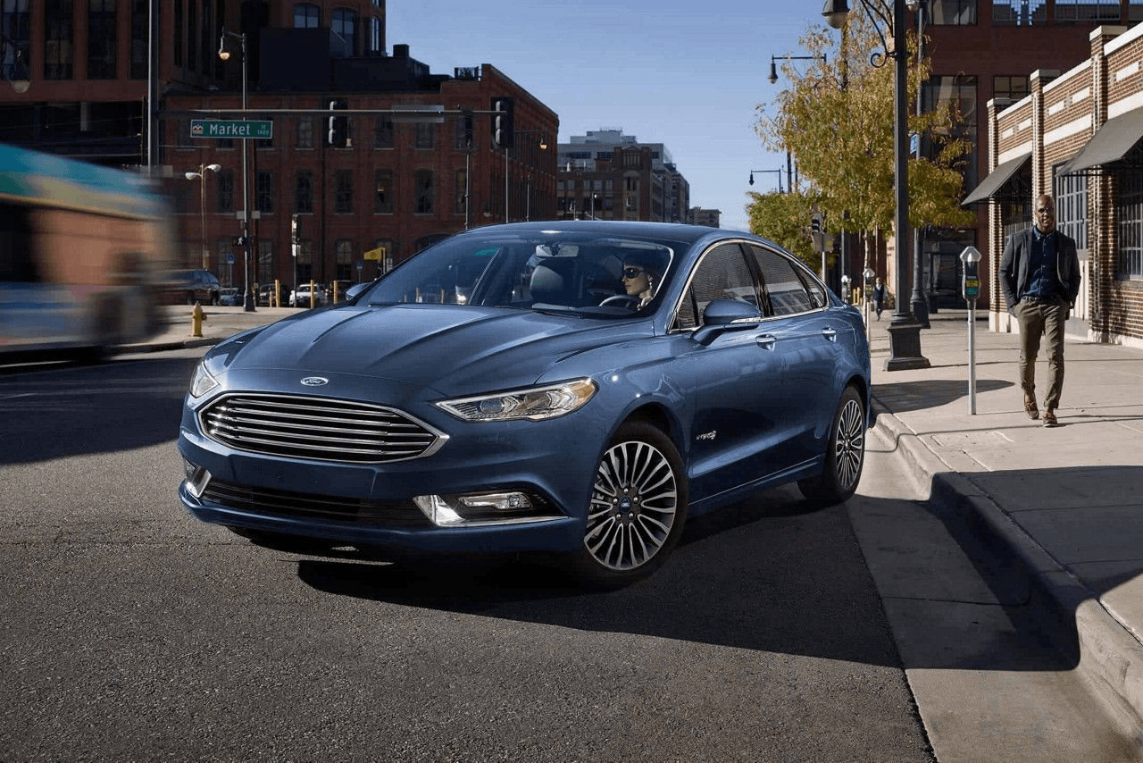 2019 Ford Fusion In Palm Bay Fl